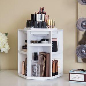 Spinning Makeup tower